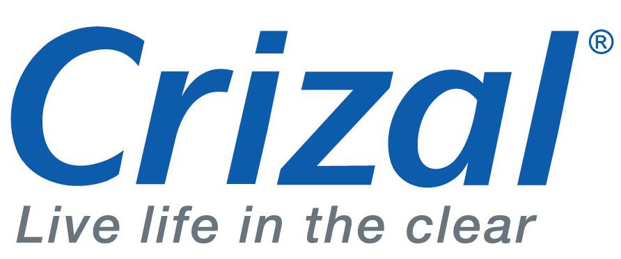 crizal eyewear logo