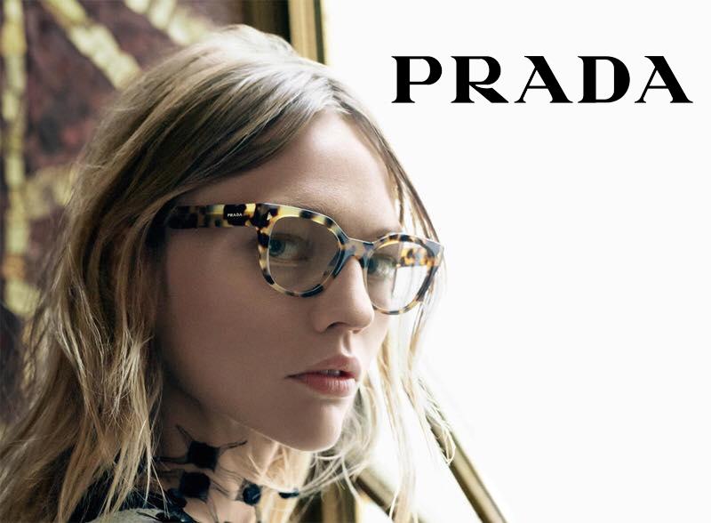 prada eyewear model