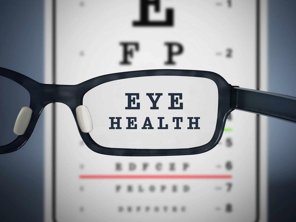 eye health chart