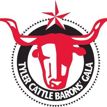 tyler cattle barons gala logo